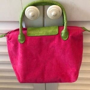 Accessories - Small tote or cosmetic bag